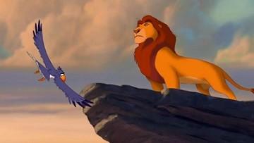 Aslan Kral Animasyon Film
