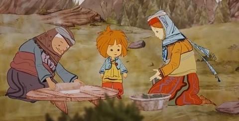 Maysa ve Bulut animasyon dizi