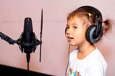 Çocuklara Seslendirme Kursu